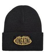 MARC JACOBS Acrylic Ski Winter Hat Skully Beanie Hat HONG KONG