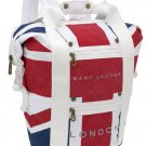 Marc Jacobs Handle Backpack Bag Back Pack Bookbag Handlebag LONDON