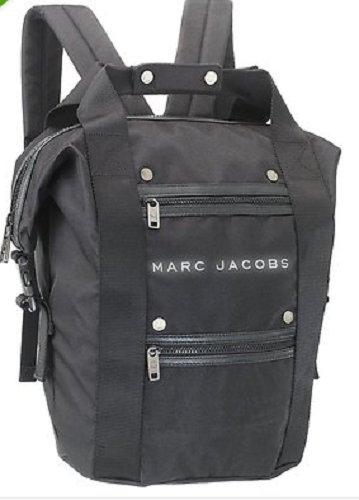 Marc Jacobs Handle Backpack Bag Back Pack Bookbag Handlebag Black