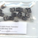 20pcs - MJE13003 Power Transistors (MJE 13003). WOW!!!!