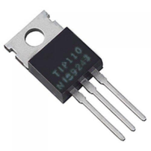 5pcs- TIP110 NPN 4A 60V Darlington Transistors (TIP 110
