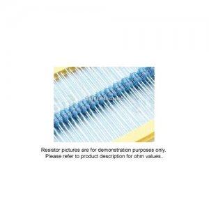 25pcs - 2.4K Ohm Resistors 1/4W 1% (2400ohm metal film)