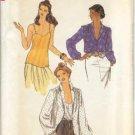 Vintage Vogue Pattern #7322, Size 8