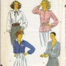 Vintage Vogue Pattern #9978, Size 8