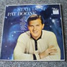 Pat Boone,  Star Dust, 33 1/3 LP Record,1958