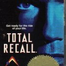 Total Recall , VHS Movie, Rated R