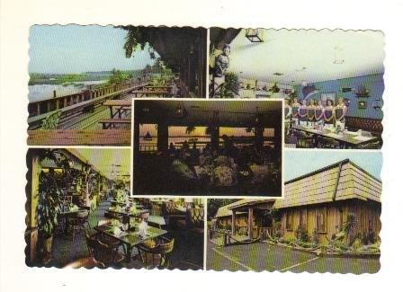 Postcard, Nautilus Restaurant  59983-D, Very Good Condition