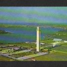 Postcard,  Happiness Tower, Lake Placid, Florida , Very Good Condition