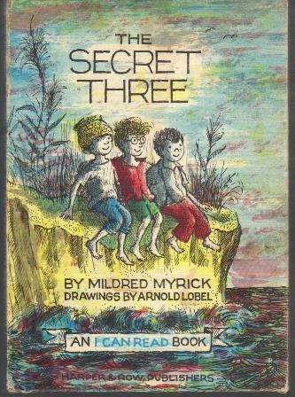 The Secret Three,  1963 (Hardcover)