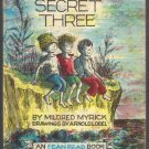 The Secret Three,  1963 (Hardcover)