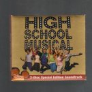 High School Musical, 2 disc Special Edition Soundtrack,  Very Good Condition!
