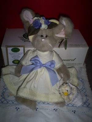 "The Bearington Collection. ""Tulip and Ducky"" (In Original Box)"