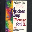 Chicken Soup For The Teenage Soul II,softcover,  1998