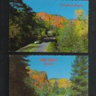 Vintage Postcards,  Oak Creek Canyon,Arizonia, Very Good Condition