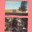 Vintage  Postcards from Abilene, Kansas, Very Good Condition