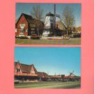 Vintage Postcards, Solvang California, Very Good Condition