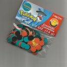 Pokemon Confetti, Net Wt. 1/2 oz (New)