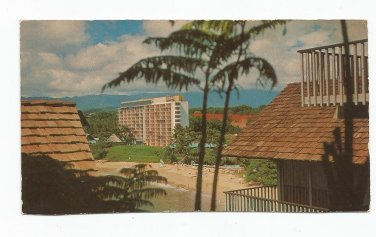 Vintage Postcard,The Kayai Surf, S-405 Very Good Condition