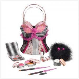 Models Prefer Make Up Bustier Handbag