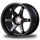 "NEW MIRO WHEELS Style 398-18"" Matte Black 6061 T6 Aluminum Alloy Rims"