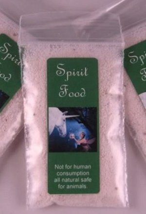 Magick Haunted Spirit Food
