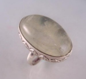 Ghost Hunter's Spirit Oracle Haunted Ring sz 6