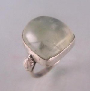 Haunted Ghost Hunter's Oracle Ring sz 7