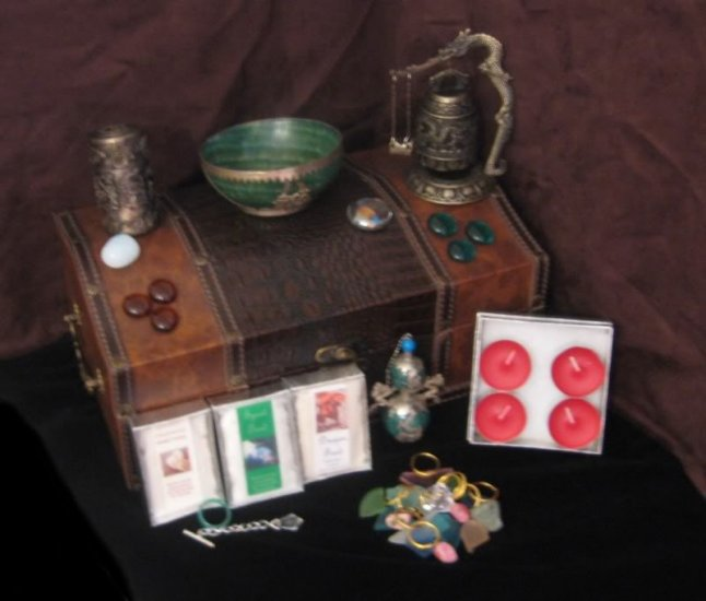 Haunted Dragon Master Kit - Power and Magick