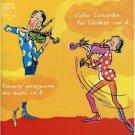 Violin Concertos for Children, Vol. 2 [Import]