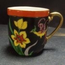 TINY NORITAKE BIRD OF PARADISE CUP