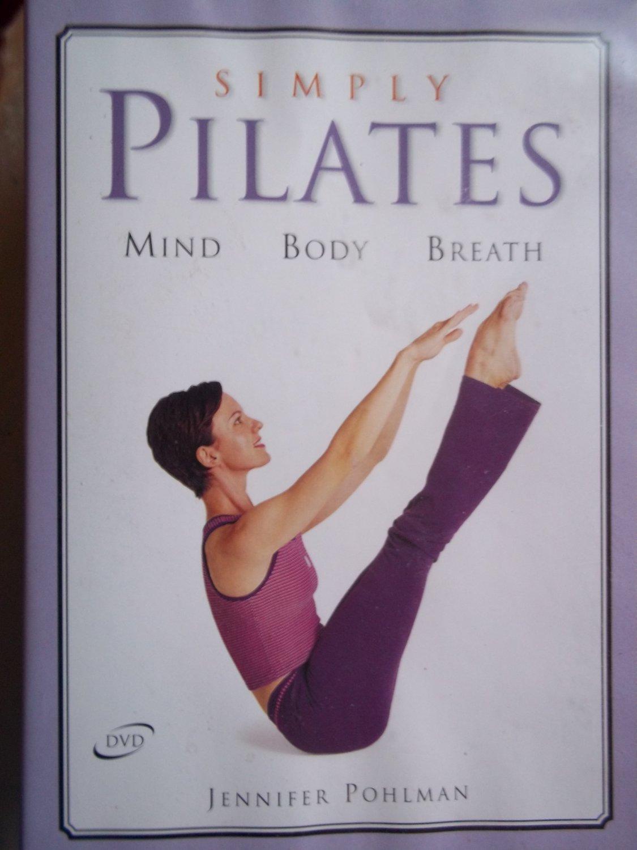 Simply Pilates - Jennifer Pohlman DVD