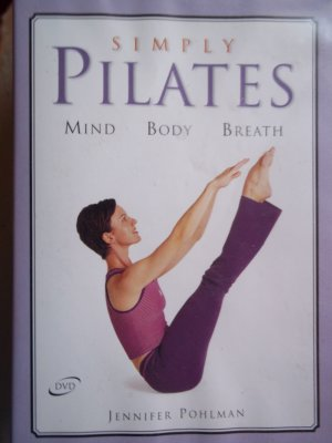 Simply Pilates - Jennifer Pohlman DVD