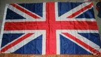 3 X 5 BRITISH FLAG NEW UNITED KINGDOM PRIDE UK