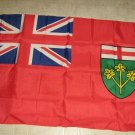 CANADA ONTARIO PROVINCE FLAG 3 X 5 3X5 NEW