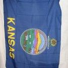 KANSAS STATE FLAG, 3 X 5, 3X5 NEW!!