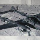 WW2 P-38 LIGHTENING LICENSE PLATE 6 X 12 NEW