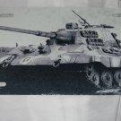 WW2 KING TIGER GERMAN TANK LICENSE PLATE 6 X 12 NEW