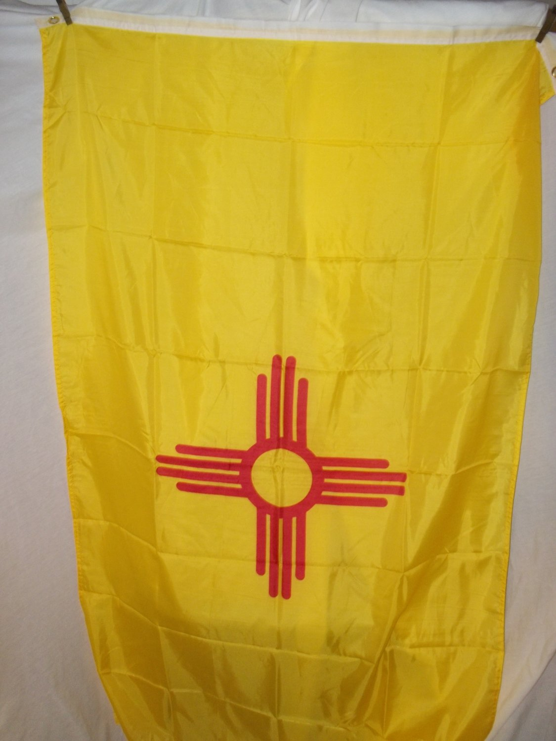 NEW MEXICO STATE FLAG SIZE 3 X 5 3X5 FEET NEW