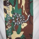 GADSDEN DONT TREAD ON ME CAMO REBEL FLAG 3X5 3 X 5 FEET NEW