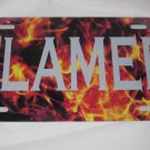 FLAMER LGBT LICENSE PLATE 6 X 12 NEW