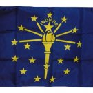 INDIANA HOOSIER PRIDE STATE FLAG 2 X 3 2X3 NEW