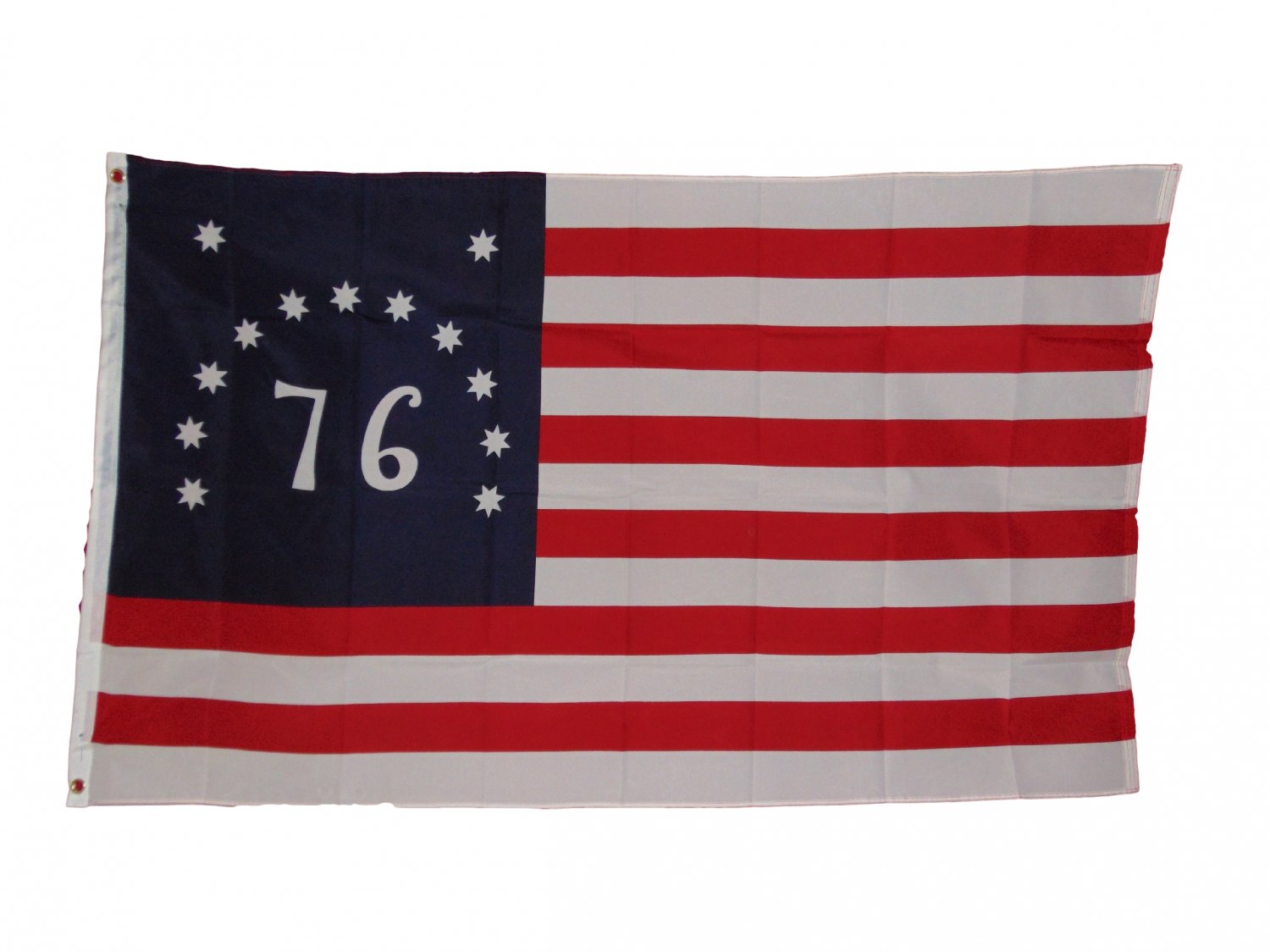 1776 BENNINGTON US FLAG 3X5 FEET 3X5 NEW IN PACKAGE