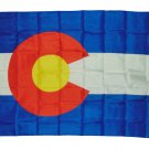 COLORADO STATE FLAG SIZE 3 X 5 3X5 FEET POLYESTER NEW
