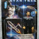 STAR TREK FIRST CONTACT Riker MOC