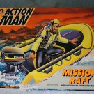 12 inch Action Man Mission Raft  MIB !