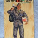 "GI Joe 12"" Home for the Holidays Soldier Af Am  MIB !"