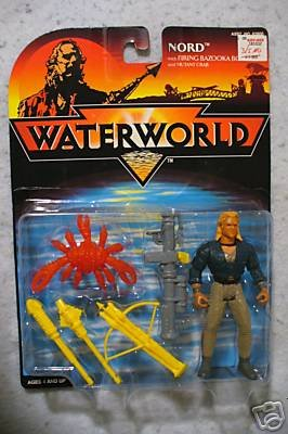 Waterworld Movie  NORD  MOC