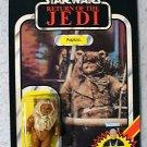 Star Wars Vintage ROTJ Paploo 79 back MOC