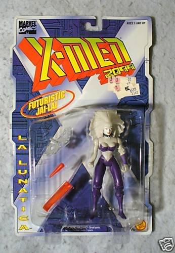 X-MEN La Lunatica MOC