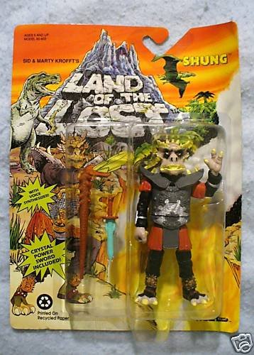 Land of the Lost Shung MOC